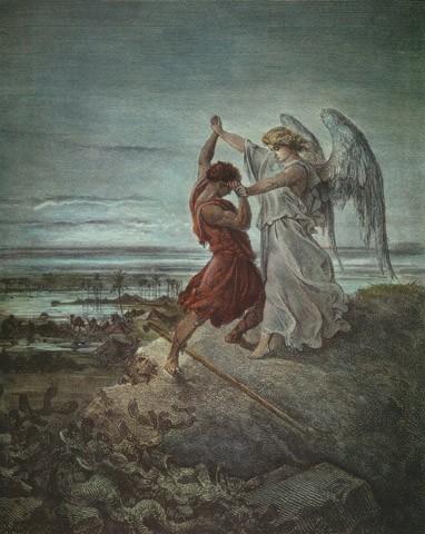 Gustave_Doré - ''Jacob_luttant_avec_l'ange''.jpg